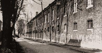 De Kazernestraat van vroeger
