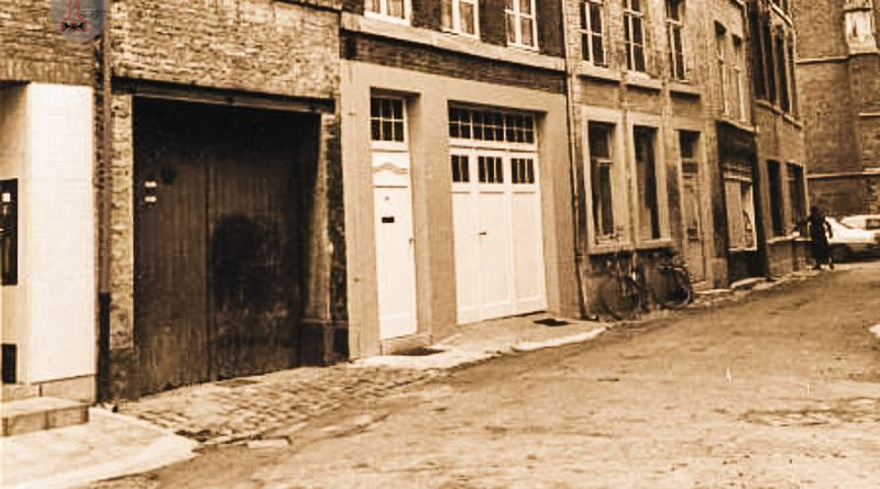 Meinstraat in Sint-Truiden