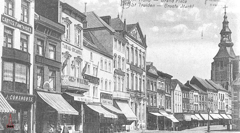 Grote Markt van Sint-Truiden
