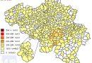 De coronacijfers (24/06/2021) van België +1000, Sint-Truiden +0, Borgloon +0, Gingelom +1, Heers +0, Tongeren +1, Nieuwerkerken (Limburg) +0, Hasselt +1 en de Provincie Limburg +24