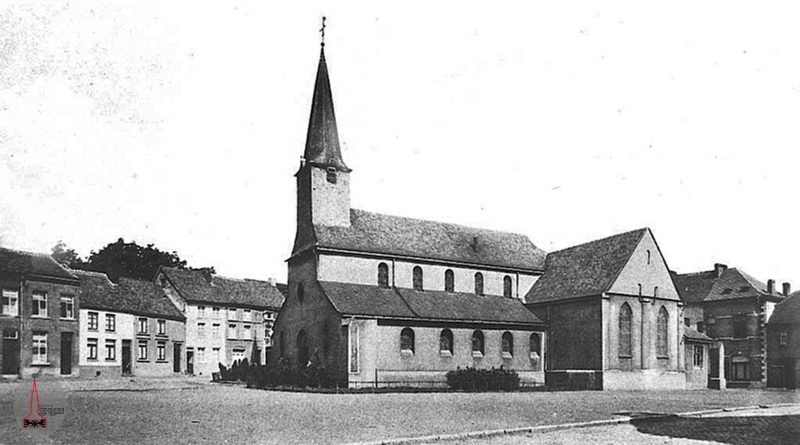 Sint-Gangulfusplein in Sint-Truiden