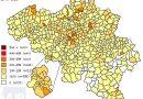 De coronacijfers (23/07/2021) van België +1408 Sint-Truiden +1, Borgloon +1, Gingelom +0, Heers +0, Tongeren +5, Nieuwerkerken (Limburg) +0, Hasselt +8, Provincie Limburg +88 en 6 COVID-19 hospitalisaties in Provincie Limburg