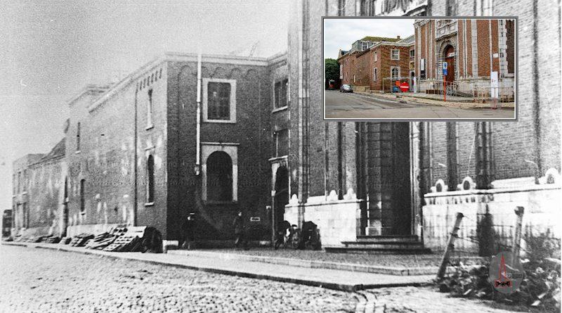 De Minderbroederstraat vroeger en nu (2)