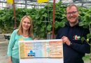 Fruitbedrijf Hannosset – Nicolaï zamelt 3.500 euro in voor Kom Op Tegen Kanker